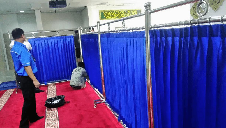 Spesialis Karpet Masjid