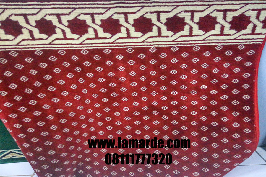 Jual karpet Masjid Di Semarang