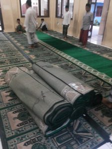 Jual Karpet Masjid di Jepara