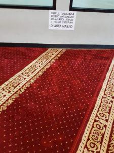 Jual Karpet Masjid Di Purwokerto
